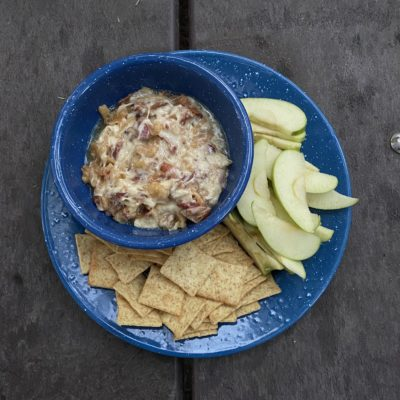 high calorie recipes for backpacking - dips
